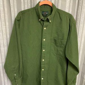 J. Crew Men's Long Sleeve Shirt